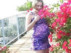 Beautiful Pregnant Mom 22