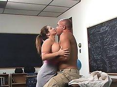 Big Titted Teacher