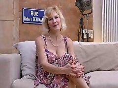 (50s) Mature does conversation