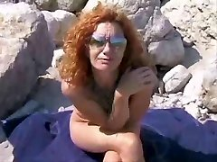 Unfaitfull Sandy-haired  Housewive