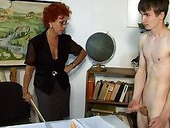 Teachers Spank Schoolgirls