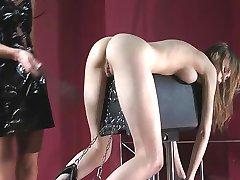 BDSM scéna s Beata Undine