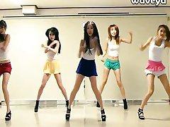 Waveya Korean dance team