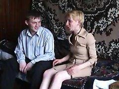 Amateur russian home sex