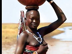 Skutečné Africké Teen GFs!