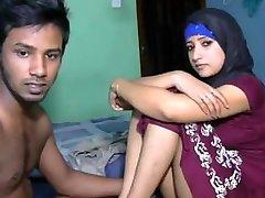 pakistanski dekle Indijski teen