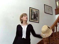 Varanje francoski žena in mož's sodelavci - Orphea Belle