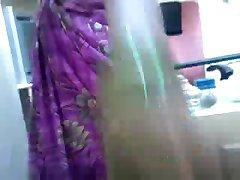 Flashing My Indian Maid