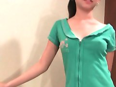 Amateur Asian Spinner Sucks A Hard Cock