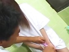 Japanese teen girl gets abused part2