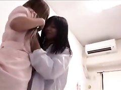 azijske lezbijke, zdravnik