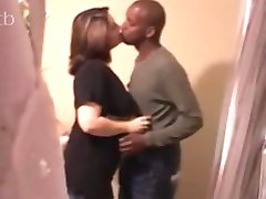 busty and horny as hell cuckold brunette