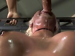 يبصقون تغطية الوجه من BDSM الوجه اللعنة