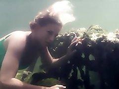 subacquea ragazze