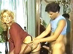 Lifestyles Of The Blonde & Dirty Vintage Movie (1987) A75