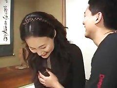 japonais maman avec un fille non censurée