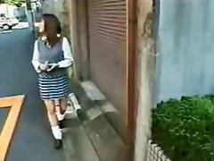 בציר יפנית בפורנו #1