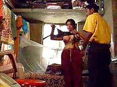 Indijski dekle blowjob