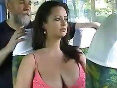 nękanie w autobusie