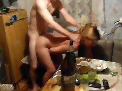 Porno fatti in casa in cucina