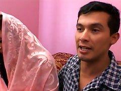 Vroče indijski dekle banda-banged