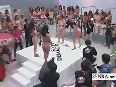 כתוביות משוגע יפני ENF אבן נייר ומספריים משחק