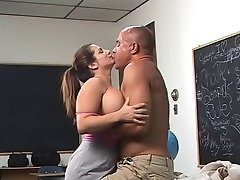 big titted profesor