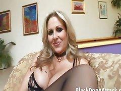 Blond Julia Ann gets fucked