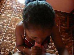 nero teen cameriera sucl me in hotel Madagascar 2