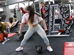 da!!! fitness fundul fierbinte fierbinte copita de camila 84