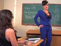School Of MILF 2 The Education Of Belle Knox (2014)