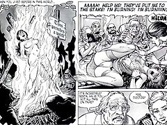 эротика сексуальный фетиш фэнтези комиксы