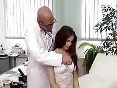 Teen gets fucked by a Doctor