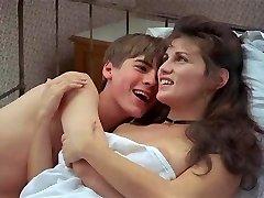 사랑스러운 여성&Boy
