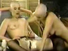 bald bbes shaving