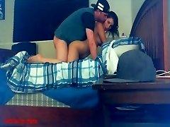 Sex with Tinder Damsel Caught on Hidden Camera