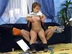 Sexy German Midget