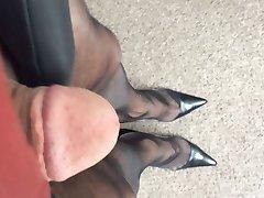 heel worship