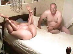 БХМ секс с толстушки