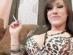 흡연이 청소년티