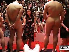 Podnaslov CFNM Japonski ogromen penis zadovoljstvo dogodek