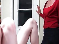 Shaved Pussy Examination For College Sorority