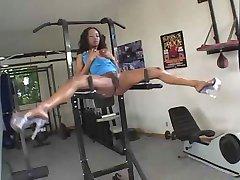 Sporty  Black Lady ...F70