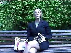 Сумасшедший Французский Зрелая Женщина...Ф70