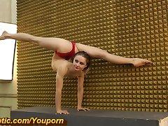 Sandra geweldige flexibel lichaam (HD)