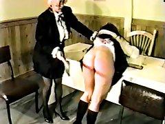 Erkek öğretmen Liseli kız otk tokatlıyor