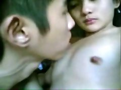 Chinese College Tieners Plezier