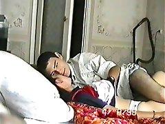 uzbecă cuplu de amatori