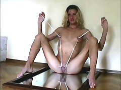 Three extreme pussy and anal stretching videos