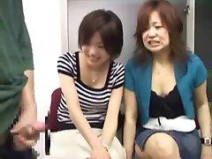 Japonés CFNM Corrida de Compilación